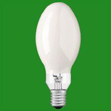 2x 160W Pearl BHPM Ballast Mercury Vapour Lamp Light Bulb ES E27 Edison Screw