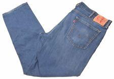 LEVI'S Mens 541 Jeans W40 L32 Blue Cotton Straight  MX15