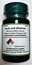 Oxalic acid dihydrate, 100.1%, Ultrapure Analytical Reagent (ACS), 30g