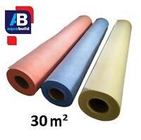 5m² AQUA BUILD Waterproof Tanking Decoupling Membrane Fleece Matting Mat