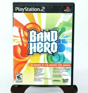 PlayStation 2 PS2 Band Hero Video Game (Sony PlayStation 2 2009)