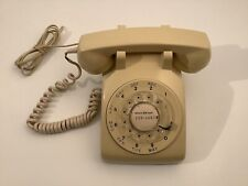 VINTAGE NORTHERN TELECOM ROTARY PHONE PATENTED 1968 1970 FOR PARTS OR REPAIR