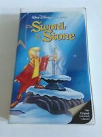 WALT DISNEY'S CLASSIC - The Sword in the Stone (VHS 229) Black Diamond Edition