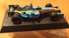 Scalextric C2724 USA 1/32 Renault F1 2006 Team Spirit No 2
