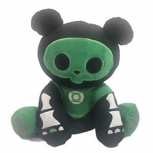 """Skelanimals DC Comics Super Hero Green Lantern Chungkee 10"""" Plush Toy Toynami"""