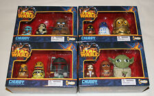 Star Wars Chubby Stackable Characters Nesting Doll Figure 4 Pack Set New In Box