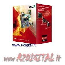 PROCESSORE AMD ATHLON II X4 641 BOX 2.8 Ghz Sk FM1 4Mb CACHE CPU QUAD CORE DISSI