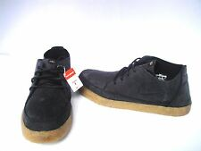 New Nike 6.0 RZOL Low Shoe - Men's Black/Gum Light  men's shoes size 8 $195