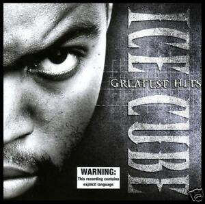ICE CUBE - GREATEST HITS CD ~ RAP / HIP HOP / NWA / GANGSTA / N.W.A. *NEW*