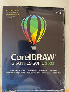 CorelDRAW Graphics Suite 2021 for MAC Academic - DOWNLOAD