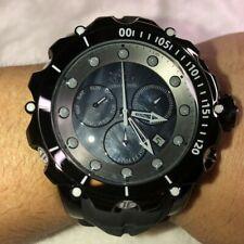 Invicta Venom Gen II - Combat Edition - Mother-of-Pearl Silicone Strap Watch