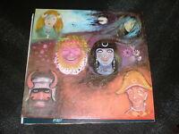 King Crimson LP In The Wake Od Poseidon