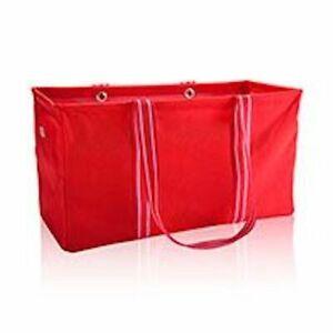 Thirty One Medium & Large Utility tote Beach Picnic Laundry Basket Bag 31 Gift