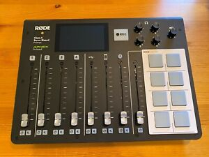 Rode Rodecaster Pro All-In-One Integrated Podcast Production Studio