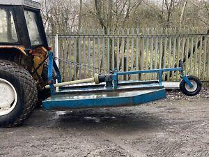 Suffolk 60 Brush Cutter 6ft Mower, (Paddock, Smallholding, Wessex, Fleming)