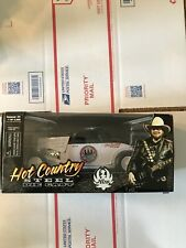 Hank William's 1998 HOT COUNTRY '33 FORD COUPE Issue #1 Racing Champions 1/4998