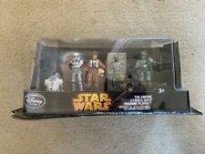 Star Wars The Empire Strikes Back Disney Store Figurine Playset 3+ 6 Pieces