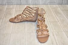 Sam Edelman Daryn High Back Sandal-Women's Size 8.5M Camel