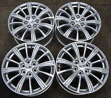 "4 Cadillac XT5 SRX 18"" Factory OEM SILVER Painted Wheels Rims 2010-17 97730A"
