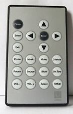 Umbra Digital Picture Frame Remote Controller - Used - Guaranteed Working