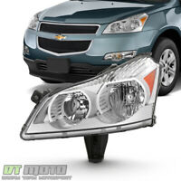 2009-2012 Chevy Traverse LS & LT Headlight Headlamp Replacement Left Driver Side