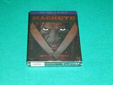 Machete. Machete Kills (Cofanetto 2 blu-ray) Regia di Robert Rodriguez,