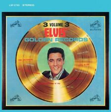 ELVIS PRESLEY - FTD CD  -  ELVIS' GOLDEN RECORD VOL. 3   -  FTD CD