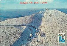 Whiteface Mountain New York Peak Castle Olympic Winter Games 1980 Postcard