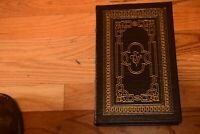 EASTON PRESS Jules Verne Journey to the Center of the Earth Leather 1966 NEW!