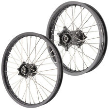 TORPEDO7 MX & Enduro CNC Wheel Set - KTM 21/2.15x18