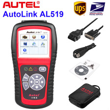 Autel AL519 OBD2 EOBD CAN Car Fault Code Reader Scanner Diagnostic Scan Tool USA