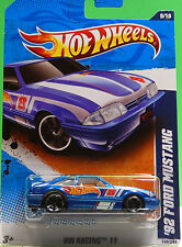 HOT WHEELS 2011 #09/10 '92 FORD MUSTANG HW RACING