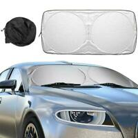 Foldable Sun Shade SUV Front Window Car Visor Windshield Block Cover Accessories