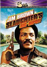 Slaughter's Big Ripoff - Blaxplotation 70'S BLACK CLASSICS NEW DVD