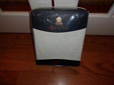 Nip Peter Reed 1861 White Hemstitch 300Tc King Sheet Set 4pc