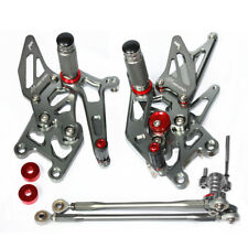 For Honda CBR600RR ABS 2009-2018 Rearsets Foot pegs Rear set Footrest