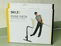 SKLZ Pure Path Swing Trainer with Instant Feedback, Golf Training Aid Range, New