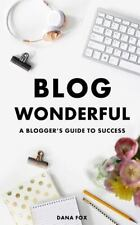 Blog Wonderful: By Fox, Dana