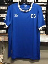 856dc7298 Umbro El Salvador Home Jersey 2019 Camiseta De El Salvador Size Small Only