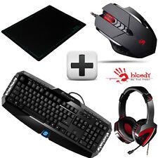 Ergonomische tastatur und maus  Sharkoon Ergonomische Tastatur- & Maus-Sets für Computer | eBay