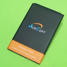 AceSoft 3000mA Extended Slim Li_ion Battery F Straight Talk LG Optimus Fuel L34C
