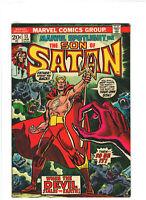 Marvel Spotlight #13 VG/FN 5.0 Marvel Comics 1973 Son of Satan, Bronze Age