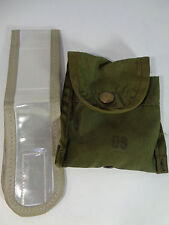 Military High Visibility Leg Band with Pouch Uniform 8465-00-177-4975