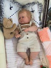 Reborn Joseph Awake 3 Months