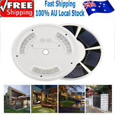 42 LED High Bright Solar Flag Pole Night Light Camping Light Courtyard Yard Lamp