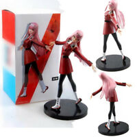 21cm Anime Darling in the Franxx Zero Two 02 Premium Action Figure Figurine Toy