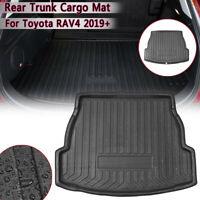 Waterproof Rear Trunk Cargo Boot Liner Tray Mat Pad Carpet For Toyota RAV4 2019