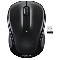 New Logitech M325 Optical Wireless Ambidextrous Mouse, Retail Box, Multi-Color