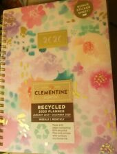 Clementine Paper Monthly Weekly Planner 2020 Spiral Academic 8 X 6.5