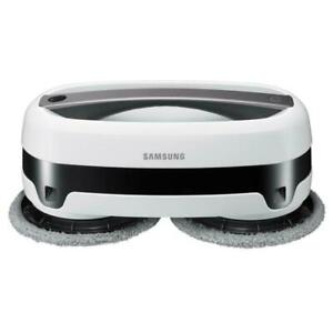 Samsung Jetbot Mop With Dual Spinning Technology - VR20T6001MWAA